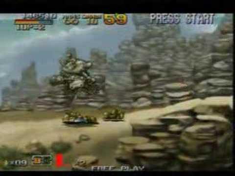 Metal Slug 6 - Mission 1