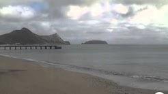 Timelapse webcam - Porto Santo (Ilha da Madeira)