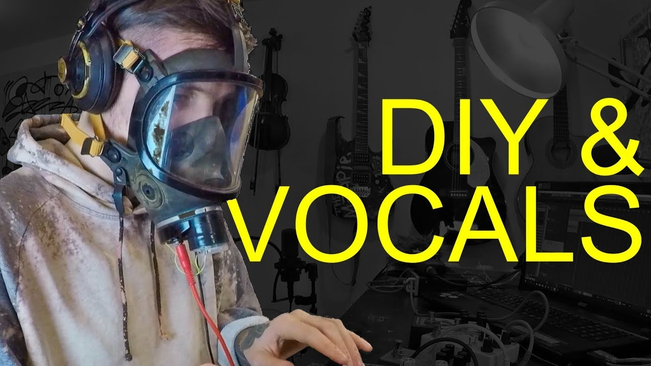 Guitar Voice Changer Megaphone Circuit Bent Effects Unit Youtube