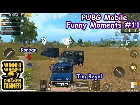 Bocah Random, Lagu Kematian 2 & Curhat Ceria - PUBG Mobile Funny Moments #11