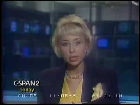 8 ноября 1991 г. Указ о введении в Чечено-Ингушетии чрезвычайного положения. Новости ТСН.