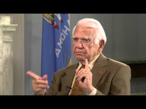 City Connections - Former Governor George Nigh