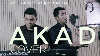 Akad Payung Teduh Cover by Ilham Lingga Feat Rizki Mulia