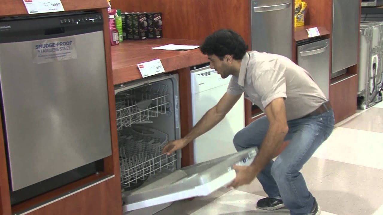 Energy Efficient Dishwashers Water Efficiency Energy Efficient Dishwashers Youtube