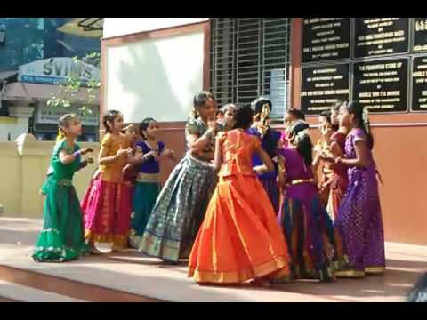 mutyala chemma, school dance