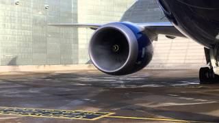 Boeing 787-8, RR Trent 1000, High power ground run