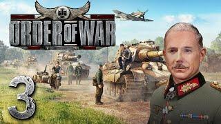 Order of War. Немецкая кампания. Серия #3.1