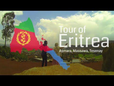 Eritrea: Asmara, Massawa, Tesenay