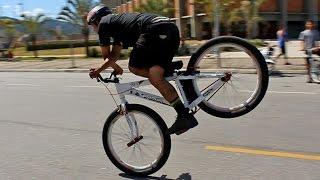 2º Encontro de Wheeling Bike em Mogi das Cruzes - SP (Grau e RL de bike)