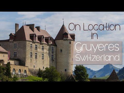 Castles, Cheese and Aliens: Gruyeres, Switzerland