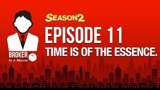 S2 BIM Episode 11: Time Is Of The Essence