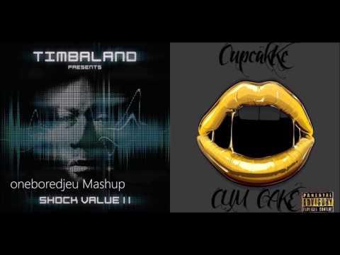 Carry My CupcakKe  Timbaland feat Justin Timberlake vs CupcakKe Mashup
