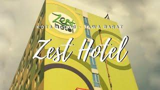 Review Hotel Zest Bogor