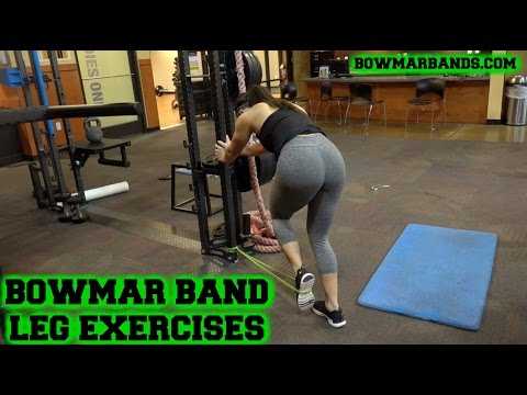 Bowmar Band Leg Exercise Library