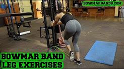 Bowmar Band Leg Exercise Library