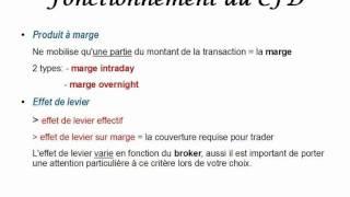 Comparatif brokers CFD