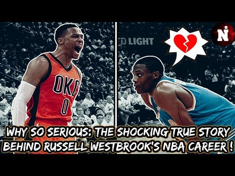The Shocking True Story Behind Russell Westbrook's NBA Career!