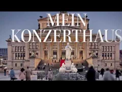 Mein Konzerthaus Berlin - Ein Blick in die Saisonbroschüre 2015/16