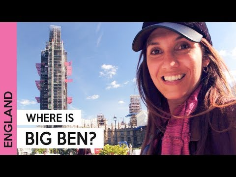 City of Westminster - LONDON walking tour