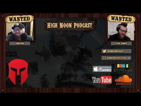 High Noon Hot Seat - Tyler of EGF