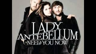 Lady Antebellum - If I Knew Then. W/ Lyrics
