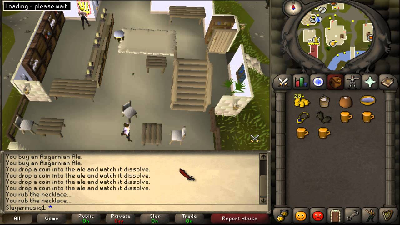 OSRS Recipe for disaster - The dwarf - YouTube