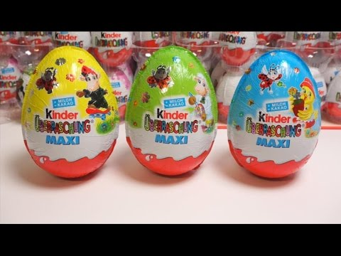 [Fun Kid Garden] Open 1000 eggs toys with 3000 big surprises (kinder joy eggs)