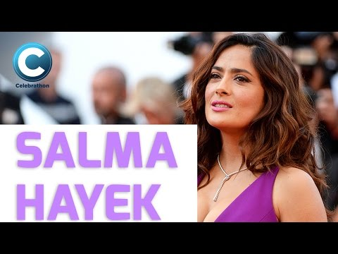 """Salma Hayek's Fashion: From """"Sausage Party"""" to """"From Dusk Till Dawn"""" and """"Tale of Tales"""""""