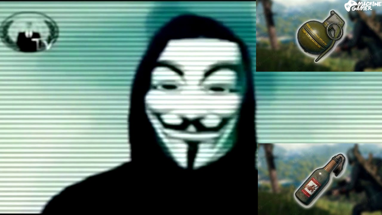 Anonymous – Message to PUBG Mobile Hackers II