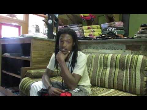 """Candon Jefferson: Talks Starting """"Who Cares Clothing"""", Celebrities He's Worked With, And More!"""