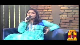 Thenali Darbar - Singer Priya Himesh 02.12.2013 Thanthi TV