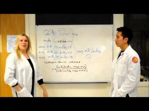 Diagnostic Radiology Quality Control