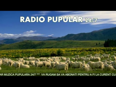 Radio Popular - Muzica Populara 24/7 - Asculta Muzica Populara LIVE