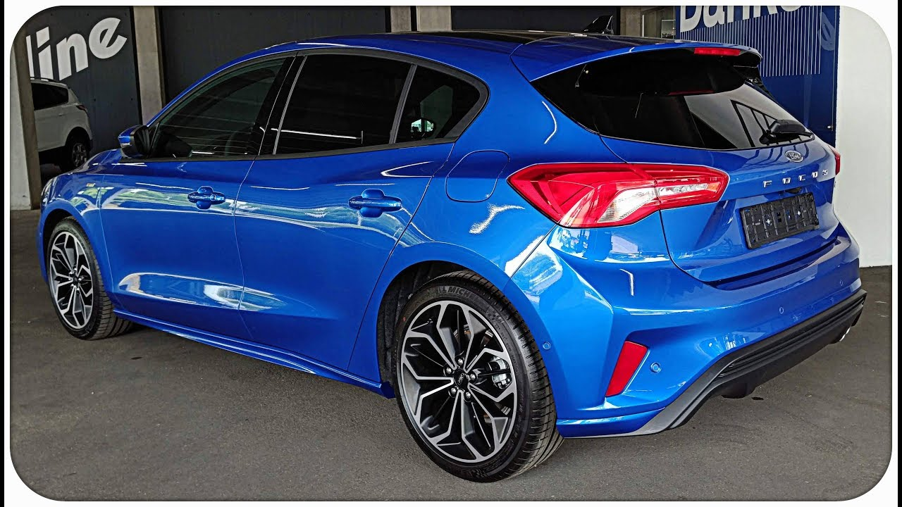 Ford Focus St Line X 1 5 Tdci Ecoblue Auto Review Family Hatch Is Great Value Daily Record