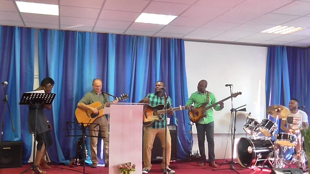 Holy Ghost Praise Break
