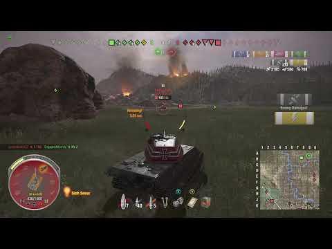 World Of Tanks Xbox One Adler VK 45.03 2 Kills