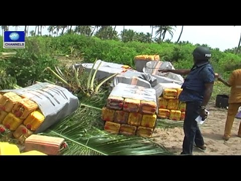 News Across Nigeria: Police Launch Attack On Vandals In Ilashe Island, Lagos -- 02/11/15 Pt 2