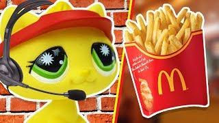LPS: McDonald's Drive Thru!