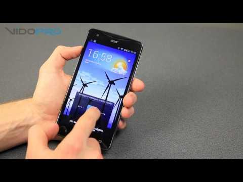 Смартфон Acer Liquid S1 Duo