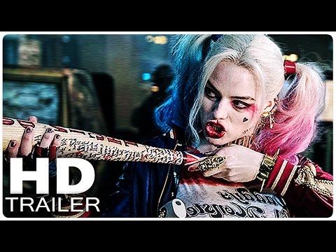 SUICIDE SQUAD Trailer Review German Deutsch | Film 2016