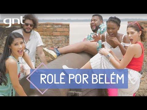 Tour por Belém com Thay OG, Mohamad, John Drops, Gabi Oliveira e Dora Figueiredo | Saia Justa Por Aí