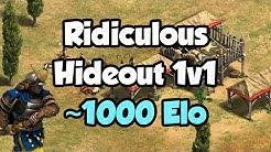 Ridiculous 1v1 (~1000 Elo)