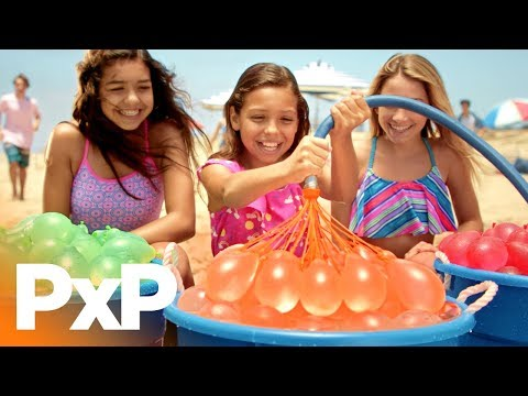 Take your water balloon fights to the next level with Bunch O Balloons! | A Toy Insider Play by Play