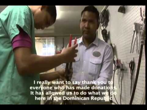 Dominican Republic Prosthetic Clinic