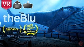theBlu Season 1 An Amazing 3D VR experience in the deep blue sea. HTC Vive and Oculus Rift