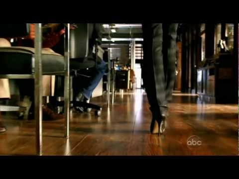 Stana Katic  catches criminals and still wears high heels  Castle