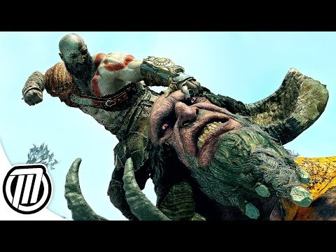 God of War 4: Open World Exploration Gameplay | PS4 Pro Live Stream