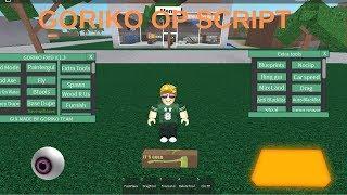 GORIKO SCRIPT OP (NEW UPDATED) (LUMBER TYCOON 2 ROBLOX)