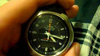 Changing time zone on the Casio Wave Ceptor WVA-430J