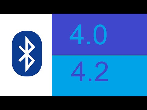 What are the Differences Between Bluetooth 4.0 & 4.2 ?